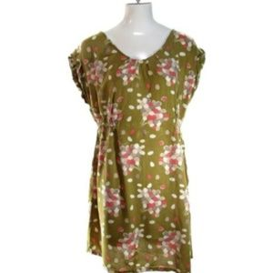 Fossil Women's Large Multi Color Casual Dress